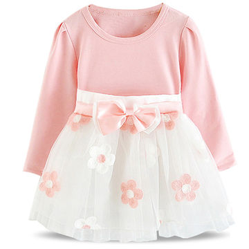 1888 1 year birthday baby girl christmas dress tutu baptism infant christening gown newborn toddler bebes clothes 6 9 12 18 24 months