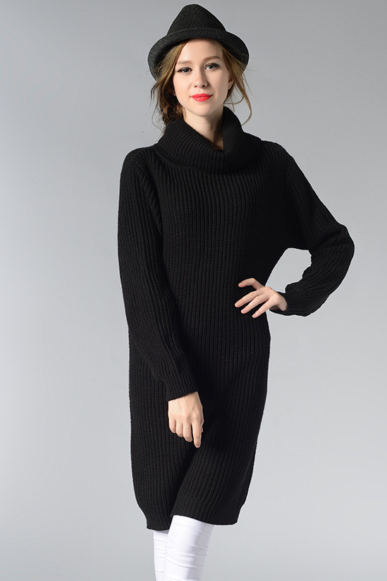Plus Size Turtleneck Sweaters