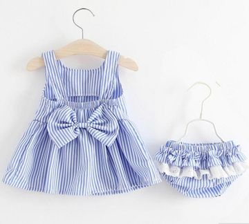 d5a3833a $15.40 2019 Baby Girls Dress Big Bowknot Infant Party Dress For Toddler  Girl First Brithday Baptism Clothes Double Formal Tutu Dresses