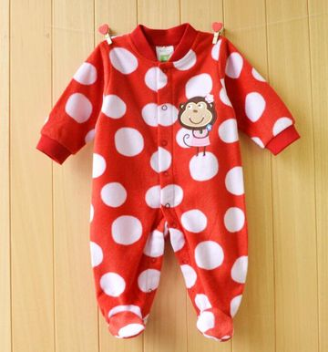 1e895b10c  16.81 2019 Baby Rompers Newborn Baby Clothes Long Sleeve Animal ...