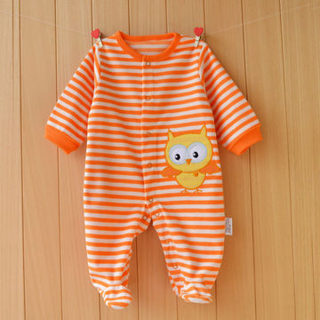 037f383b0f92  16.81 2019 Baby Rompers Newborn Baby Clothes Long Sleeve Animal ...