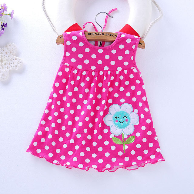 1d8a0550cb5f  11.24 2017 Real Time-limited Knee-length Beach Baby Girl Dress ...