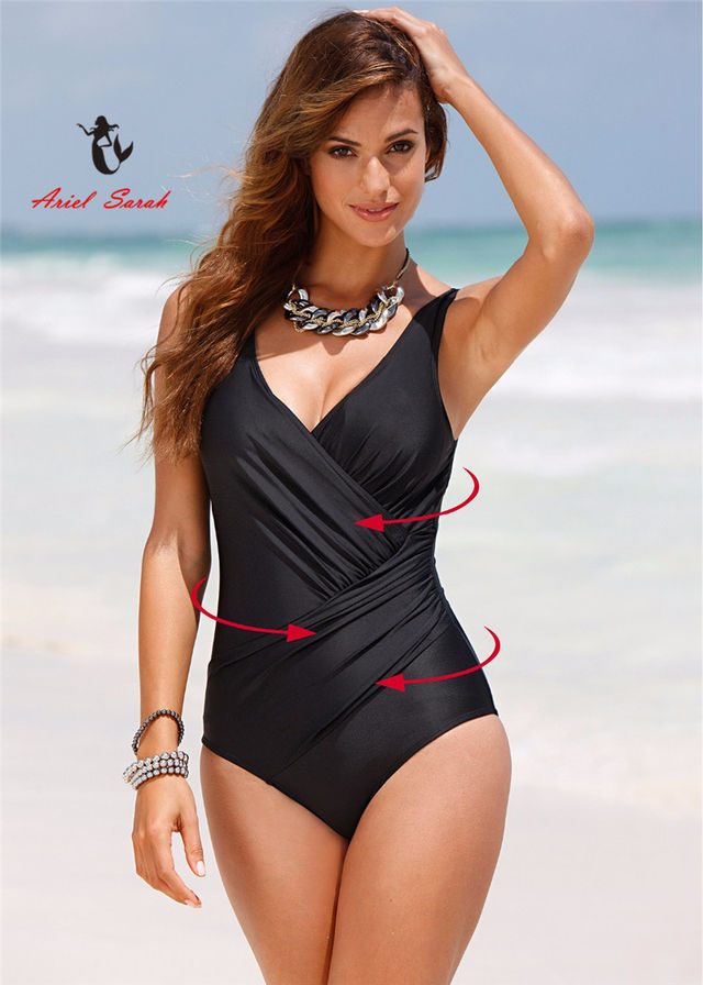 f5fa32d00f347  17.75 2019 One Piece Swimsuit Brazilian Bikini Set Sexy High Waist  Beachwear Plus Size Swimwear Women Black Bathing Suit XXXXL BJ214