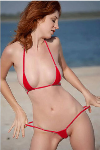 e985c88c0  27.12 2019 Sexy Micro Mini Bikini Set Women Transparent Swimwear Tiny Bikinis  Set Brazilian G-String Thong Biquinis Swimsuit Beachwear