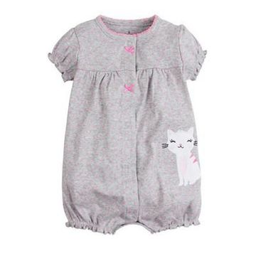 3e03b2c1fb72  14.69 2019 orangemom baby girl clothes one-pieces jumpsuits baby clothing