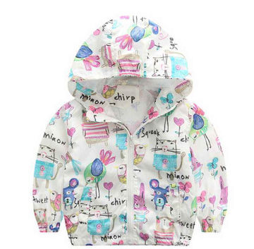 5fc6d353f  16.03 80-120cm Cute Dinosaur Spring Children Coat Autumn Kids ...