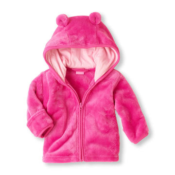 041ed992d  16.99 Aile Rabbit Baby girls Jackets 2019 Autumn Winter Jacket For ...
