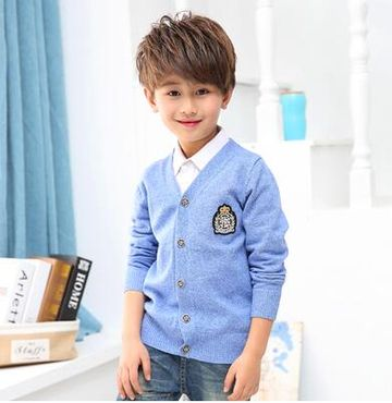 735fd957c  23.55 Autumn Boys Cardigan Sweater 2017 Children Clothes Baby ...