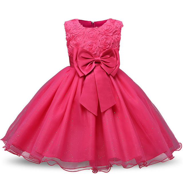 $17.99 Baby Dresses For Girl Infant Party Wear Baby Girl 1st ...