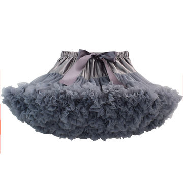 9161657f8  19.47 Baby Girls Tutu Skirt Fluffy Children Ballet Kids Pettiskirt ...