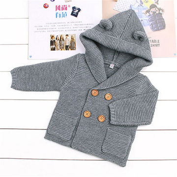 137c28df255  26.48 Baby Outerwear Spring Baby Boy Clothes Wool Baby Boy Jackets Autumn Newborn  Clothes Roupas Bebe Infant Baby Coats Kids Costume
