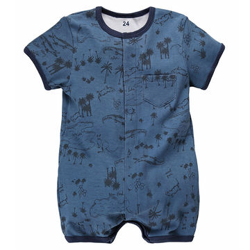 397d5def2854 $16.14 Baby Rompers Summer Baby Girl Clothes 2019 Baby Boys Clothing Sets  Short Sleeve Newborn Baby Clothes Roupas Bebe Infant Jumpsuit
