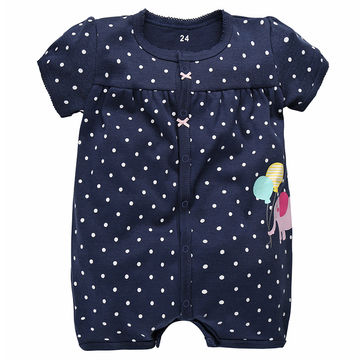 dcf5ceb50bb5  16.14 Baby Rompers Summer Baby Girl Clothes 2019 Baby Boys Clothing Sets  Short Sleeve Newborn Baby Clothes Roupas Bebe Infant Jumpsuit