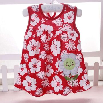 0aeb816975dc 1  2  3  4  5  6  7. Baby girl Dress 2019 summer girls dresses style  infantile Dress hot sale baby girl clothes ...