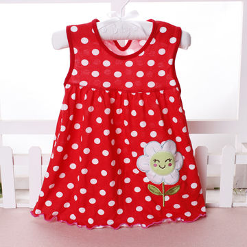 83d64dbb9cc  10.79 Baby girl Dress 2019 summer girls dresses style infantile Dress hot  sale baby girl clothes Summer flower style dress low price