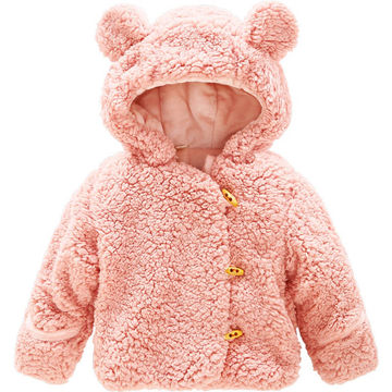 purchase original dirt cheap 60% clearance Baby jacket Winter Infant Girls Clothes newborn warm snowsuit outerwear  bebe hoodie fur thick toddler children boys Snow Coat