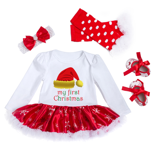 0c8952dc3 my first christmas letter infant baby boy girl outfits clothes ...