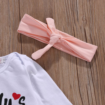 b5a4a36cb  14.48 Christmas Newborn Infant Early Baby Girl Clothes Set Tops ...