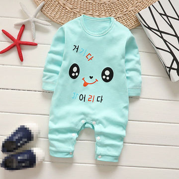 21d24b9bce42  14.94 Cotton Baby Rompers Spring Baby Girl Clothes Cartoon Baby Boy ...