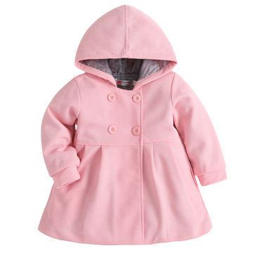 $22.00 fashion baby coats baby girl clothes jacket cotton lining