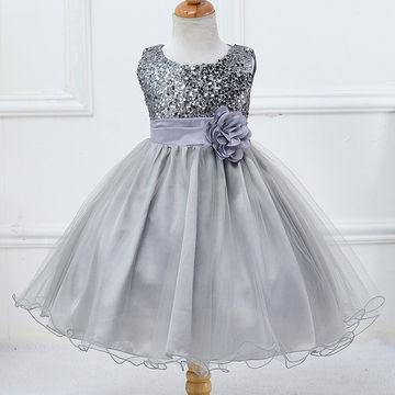 b75bbd10c7c  16.46 Girl floral princess party dress girls dress summer children  clothing wedding birthday baby dress tutu 2-10 Y baby girl clothes