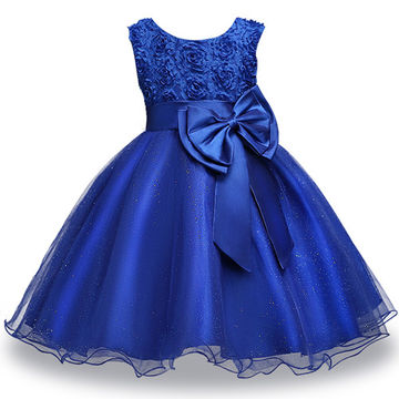 791e33ff6282b $16.46 Girl floral princess party dress girls dress summer children clothing  wedding birthday baby dress tutu 2-10 Y baby girl clothes