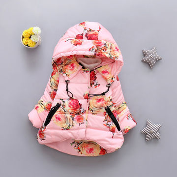 81c4f899fa63  21.98 KEAIYOUHUO Baby Girls Jacket 2019 Autumn Winter Jacket For ...