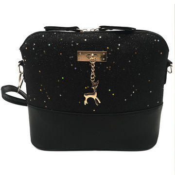 fafb094da7d Luxury Handbags Women Bags Leather Designer 2019 Women Crossbody Shoulder  Messenger Bags Shell Shape Lady Mini Bag With Deer Toy