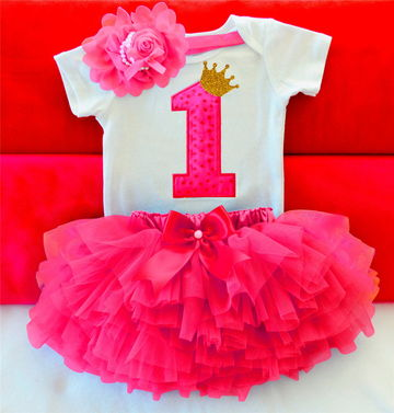 904d56de1 $16.87 Newborn 2019 Flower Party Clothes Set Baby Girl One Years First  Birthday Tutu Outfits for Girls Tulle Toddler Baby Clothing Suit