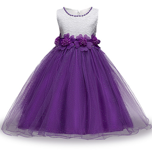 c832fd2c76c2  20.32 Summer Flower Girl Dress Ball gowns Kids Dresses For Girls Party  Princess Girl Clothes For 3 4 5 6 7 8 Year Birthday Dress