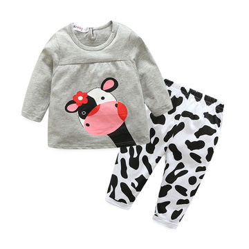 1dc08180c  15.36 Xirubaby Baby Clothing Sets 2019 Baby Girl Winter Clothes ...